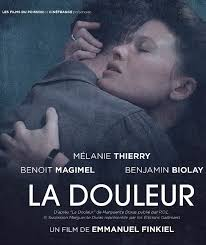 """affiche film """"La Douleur"""""""