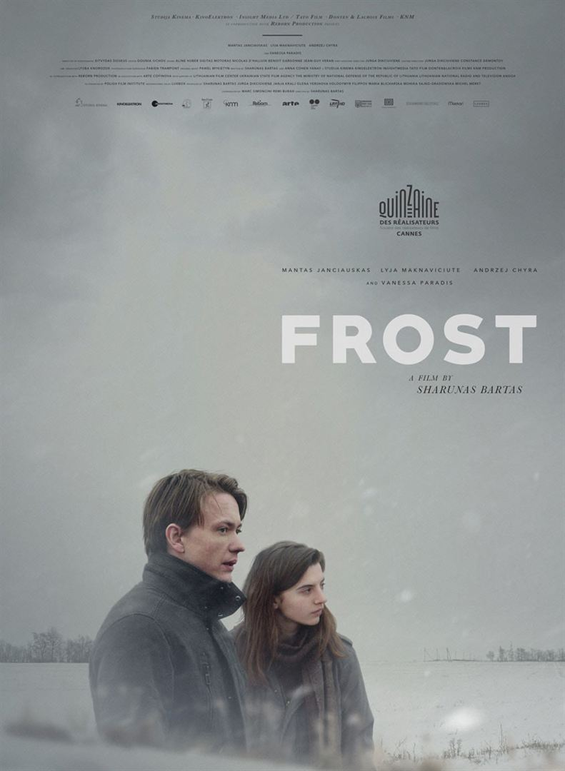 """affiche """"frost"""""""