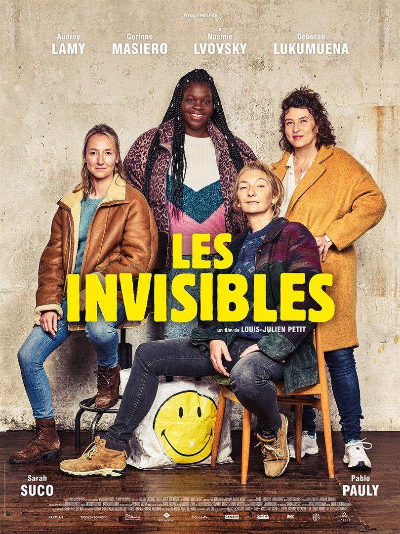 Les invisibles affiche