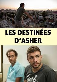 """affiche """"les destinées d'Asher"""""""