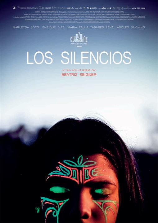 los_silencios_affiche