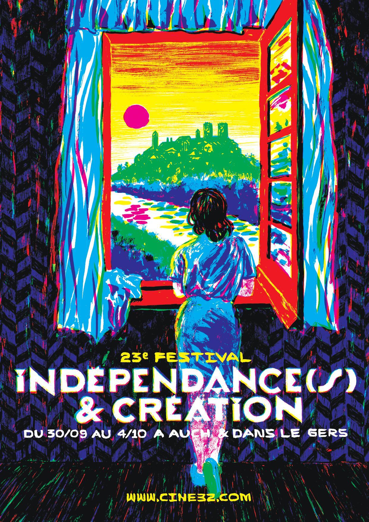 Affiche Indépendances & Création 2020