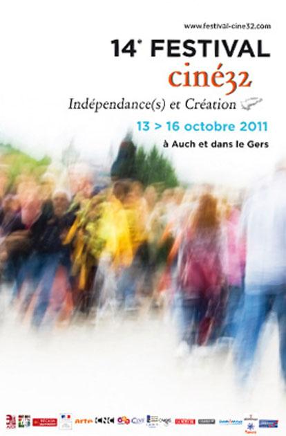 Affiche Indépendances & Création 2011