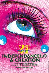 Affiche Indépendances & Création 2018